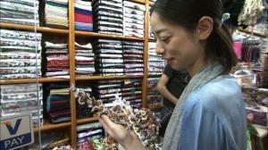 恋する雑貨 トルコの手編みレースの詳細ページへ