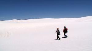 体感!グレートネイチャー 「純白の砂漠 誕生の謎~北米大陸 チワワ砂漠~」の詳細ページへ