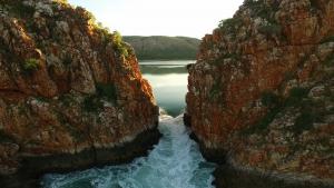 体感!グレートネイチャー 「海に大激流が走る!~オーストラリア 潮の絶景~」の詳細ページへ