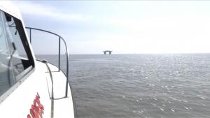 """アーススキャナー~""""空白地帯""""の謎に迫る~「海にそびえる謎の巨大構造物」(再放送)の詳細ページへ"""